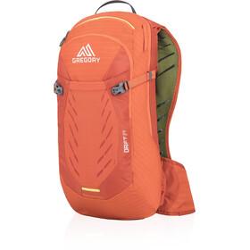 Gregory Drift 14 3D-Hyd Backpack citron orange